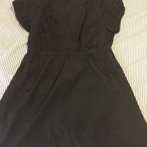 Black Mossimo dress from Target